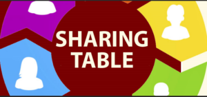 Sharing Table