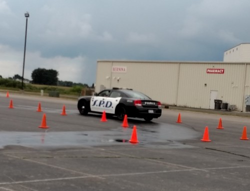 Emergency Vehicle Operations Course (Skid Tires)